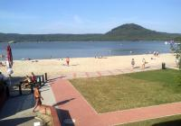 Hlavní pláž Doksy
