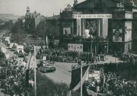 Plzeň za socialismu