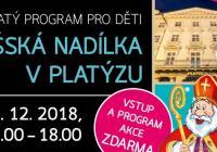 Mikulášská nadílka v Platýzu - Praha