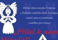Mikuláš - Taussigova Praha