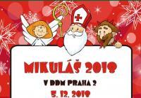 Mikuláš - Ddm Praha 2
