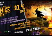 Čarodějnice na Ladronce Praha