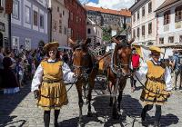 Slavnosti pětilisté růže v Českém Krumlově
