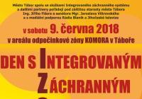 Den s Integrovaným záchranným systémem - Tábor