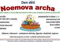 Den dětí - Kostel Českobratrské církve evangelické Břeclav