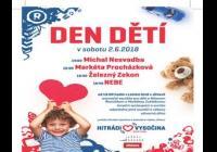 Den dětí - Amfiteátr Heulos Jihlava