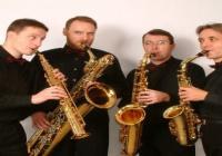 Od klasiky po Gershwina pro 4 saxofony