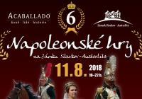 Napoleonské hry - Zámek Slavkov u Brna