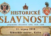 Historické slavnosti - Kolín