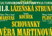 Lázeňská struna - Konstantinovy Lázně
