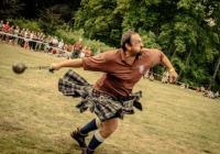 Skotské hry - Sychrov