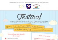 Festival netradičních aktivit pro děti i dospělé