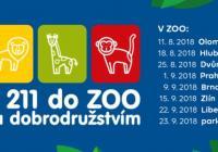 Do Zooparku Chomutov za dobrodružstvím