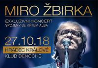 Miro Žbirka v Praze