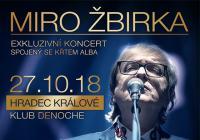 Miro Žbirka v Hradci Králové