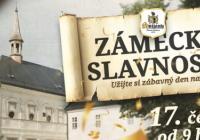 Zámecké slavnosti - Zámek Svijany