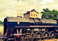 Parní vlak Plzeň - Karlštejn - Praha