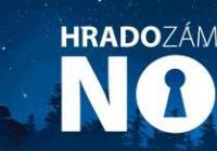 Hradozámecká noc - Hrad Roštejn