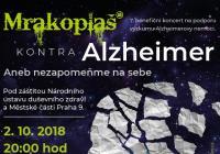 Mrakoplaš kontra Alzheimer