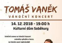 Tomáš Vaněk - Vánoční koncert