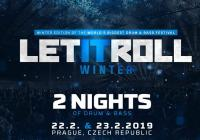 Let It Roll Winter v Praze