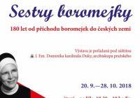 Sestry boromejky / 180 let od příchodu boromejek do českých zemí