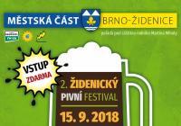2. Židenický pivní festival