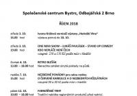 Halloween disco - Brno Bystrc