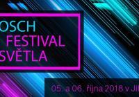 Bosch festival světla - Jihlava