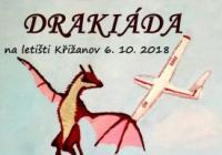 Drakiáda - Letiště Křižanov