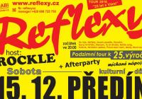 Reflexy + host Rockle - Předín