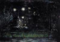Josef Bolf / V noci / Výstava jednoho díla ze sbírek GVUO