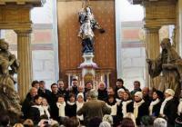 Vánoční koncert souboru Musica Fortuna na hradě Valdštejn