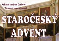 Staročeský advent na zámku Duchcov