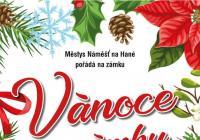 Vánoce na zámku Náměšť na Hané