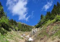 Vodopády Rudného potoka, Pec pod Sněžkou