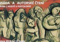 Autorské čtení románu Masakr v Postoloprtech