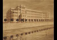 Pracovna republiky / Architektura Plzně v letech 1918–1938