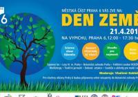 Den Země - Praha Vypich