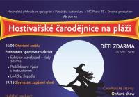 Pálení čarodějnic - Hostivařská přehrada Praha