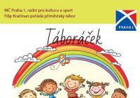 Příměstský tábor Táboráček pro děti na Praze 1