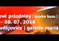 Akvarelové prázdniny / Teodor Buzu / Ladislav Hodný