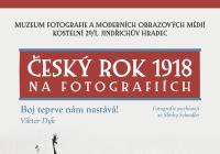 Český rok 1918 na fotografiích