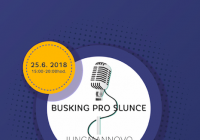 Busking pro Slunce
