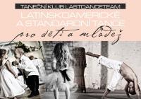 Taneční kroužek pro děti - latina a standard
