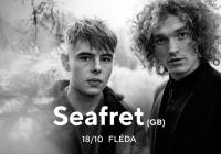 Seafret přidává další koncert v Česku. Kromě Brna vystoupí i v Praze