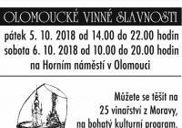 Olomoucké vinné slavnosti - Horní náměstí