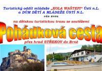 Pohádková cesta - Ústí nad Labem