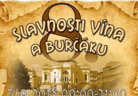 Slavnosti vína a burčáku na náměstí - Ústí nad Labem