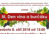 Den burčáku v Brné - Ústí nad Labem